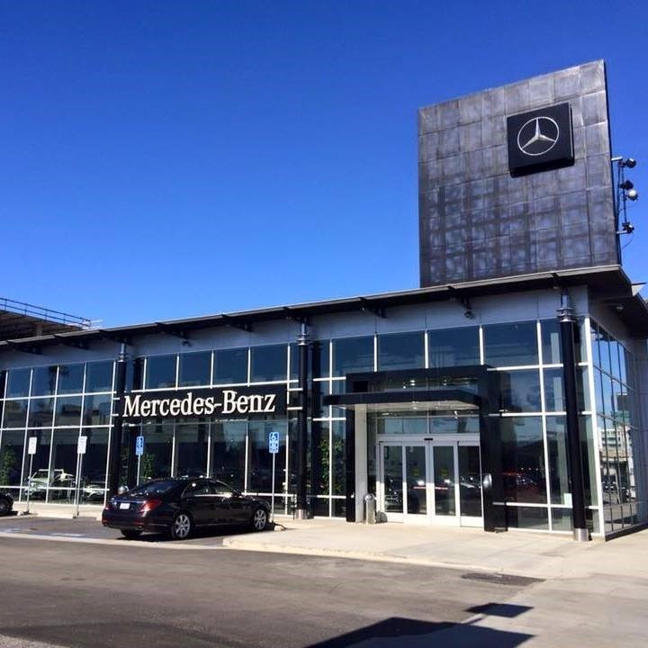 Downtown LA Motors Mercedes Benz
